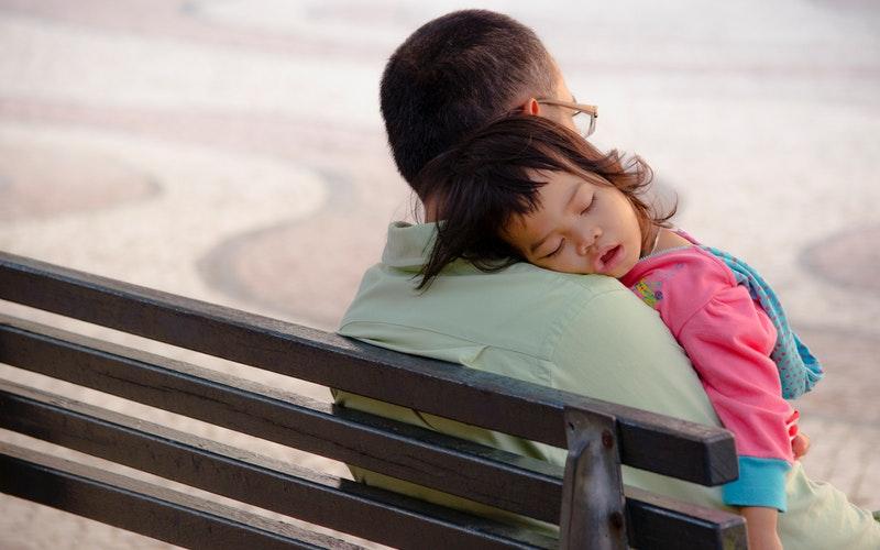 child, sleep, trouble, Darlene Sand Wall DMD, dentistry