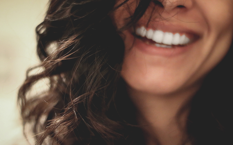 beautiful smile, CEREC, crown, Darlene Sand Wall DMD, dentistry