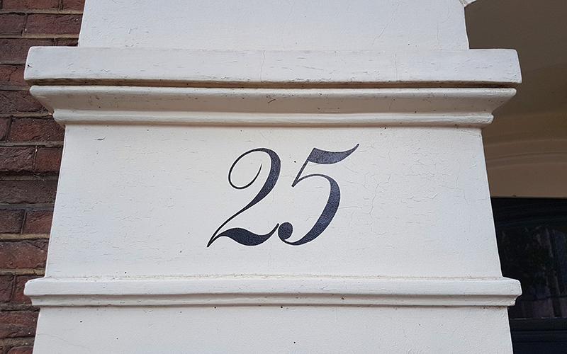 25th anniversary, Darlene Sand Wall DMD, dentistry